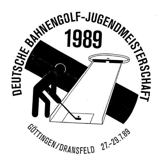 MGC Deutsche Jugendmeisterschaft Gttingen 1989